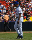 Willie Randolph, Manager, NY Mets Royalty Free Stock Images