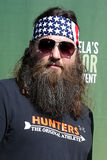 Willie Robertson. ARLINGTON, TX - APR 18: TV personality Willie Robertson attends the ACM & Cabela's Great Outdoor Archery Event during the 50th Academy Of Stock Photo
