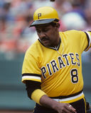 Willie Stargell. Pittsburgh Pirates 1B Willie Stargell #8. (Image taken from color slide Stock Image