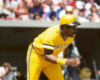 Willie Stargell. Pittsburgh Pirates 1B Willie Stargell #8. (Image taken from color slide Stock Images