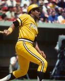 Willie Stargell. Pittsburgh Pirates leader Willie Stargell. (Image taken from color slide Royalty Free Stock Images