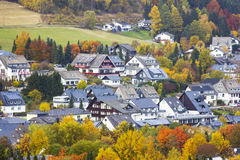 Willingen in Sauerland, Germany Stock Image