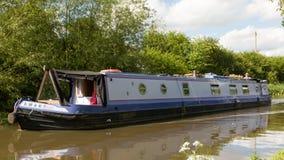 Willington Trent et canal du Mersey Images libres de droits