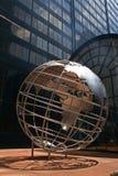 Willis塔地球-芝加哥, IL 免版税图库摄影