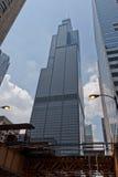 willis башни chicago стоковая фотография rf