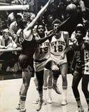 Willis Reed dei New York Knicks Fotografia Stock