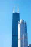 Willis/Sears Tower de Chicago imagenes de archivo