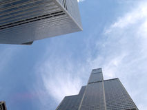 Willis Tower Royalty Free Stock Photo