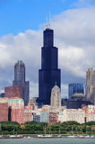 Willis Tower in Chicago Royalty Free Stock Images