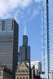Willis Tower in Chicago Stock Images