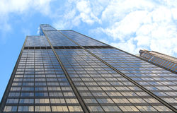 Willis tower in Chicago Stock Photography