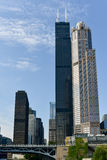 Willis Tower - Chicago Royalty Free Stock Images