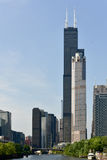 Willis Tower - Chicago Royalty Free Stock Photography