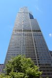 Willis Tower, Chicago Royalty Free Stock Photo