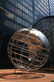 Willis Tower globe - Chicago, IL royalty free stock photography