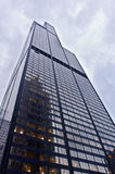 Willis Tower (Sears Tower) in Chicago, Illinois. A view of the Willis Tower (formerly know as the Sears Tower), the tallest building in North America Stock Images