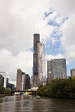 Willis Tower Royalty Free Stock Photography