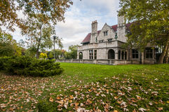 Willistead Manor Windsor ontario Royalty Free Stock Images