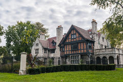 Willistead Manor Windsor ontario Stock Images