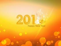 Willkommen 2011 lizenzfreie abbildung