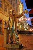 Willkommen nach Bratislava Lizenzfreies Stockbild