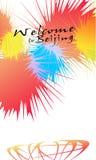 Willkommen nach Peking Lizenzfreie Stockfotografie