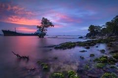 Willkommen zu Batam-Insel Wonderfull Indonesien Asien 10 Stockfotos