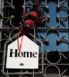 Willkommen zu Hause Lizenzfreie Stockfotografie