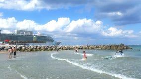 Willkommen zu Süd-Florida lizenzfreies stockfoto