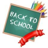 Willkommen zurück zu Schule Lizenzfreies Stockfoto