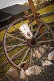 Willkommen zur Ranch Lizenzfreie Stockfotografie