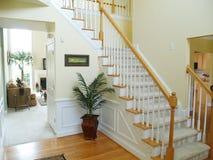 Willkommenes Haus Lizenzfreies Stockfoto