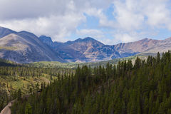 Willmore Wilderness Park landscape Alberta Canada Stock Image