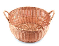 Willow basket Royalty Free Stock Photo
