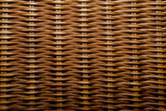 Willow Basket Royalty Free Stock Photos