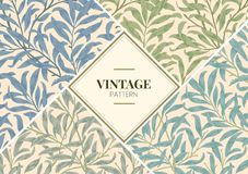 Willow Bough by William Morris 1834-1896. Original from The MET Museum. Digitally enhanced by rawpixel royalty free illustration