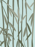 Willow leaves. Decorative willow leaves background in pastel tones Royalty Free Stock Photos