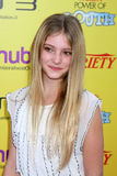 Willow Shields. LOS ANGELES - OCT 22:  Willow Shields arriving at the 2011 Variety Power of Youth Evemt at the Paramount Studios on October 22, 2011 in Los Stock Photo