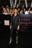Willow Smith Royalty Free Stock Images