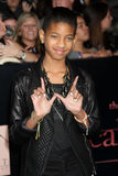 Willow Smith Stock Photo