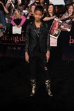 Willow Smith. At The Twilight Saga: Breaking Dawn - Part 1 Los Angeles Premiere, Nokia Theatre L.A. Live, Los Angeles, CA 11-14-11 Royalty Free Stock Photo