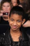 Willow Smith. At The Twilight Saga: Breaking Dawn - Part 1 Los Angeles Premiere, Nokia Theatre L.A. Live, Los Angeles, CA 11-14-11 Royalty Free Stock Photos