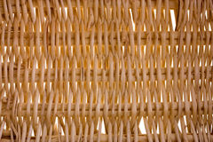 Willow wicker Royalty Free Stock Image