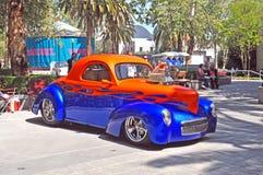 Willys Hot Rod Lizenzfreies Stockbild
