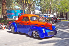 Willys Hot Rod Royalty Free Stock Image