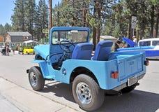 Willys Jeep Stockbild