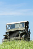 Willys Jeep Royalty Free Stock Photo