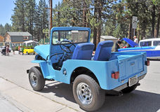 Willys Jeep Stock Image