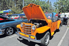 Willys Jeepster Stock Images