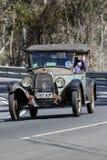 1926 Willys over land 96 Artsenopen tweepersoonsauto Stock Foto's
